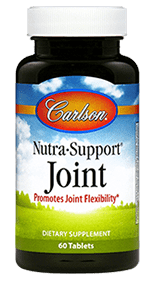 Carlson Nutra-Support Joint Joint Supplement Review