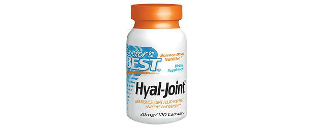 Doctor's Best Science Based Nutrition Hyal-Joint