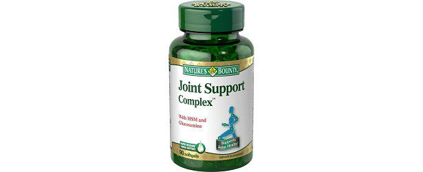 Nature's Bounty Joint Support Complex Review
