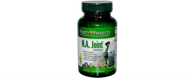 Purity Products HA Joint Formula Review