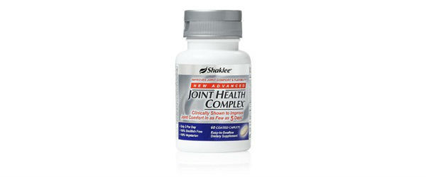 Shaklee Corporation Joint Health Complex Review