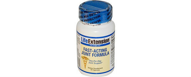 Life Extension Fast-Acting Joint Formula Review