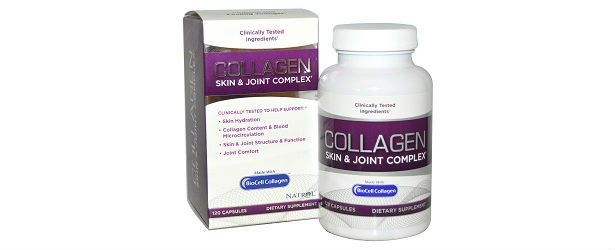 Natrol Collagen Skin and Joint Complex Review